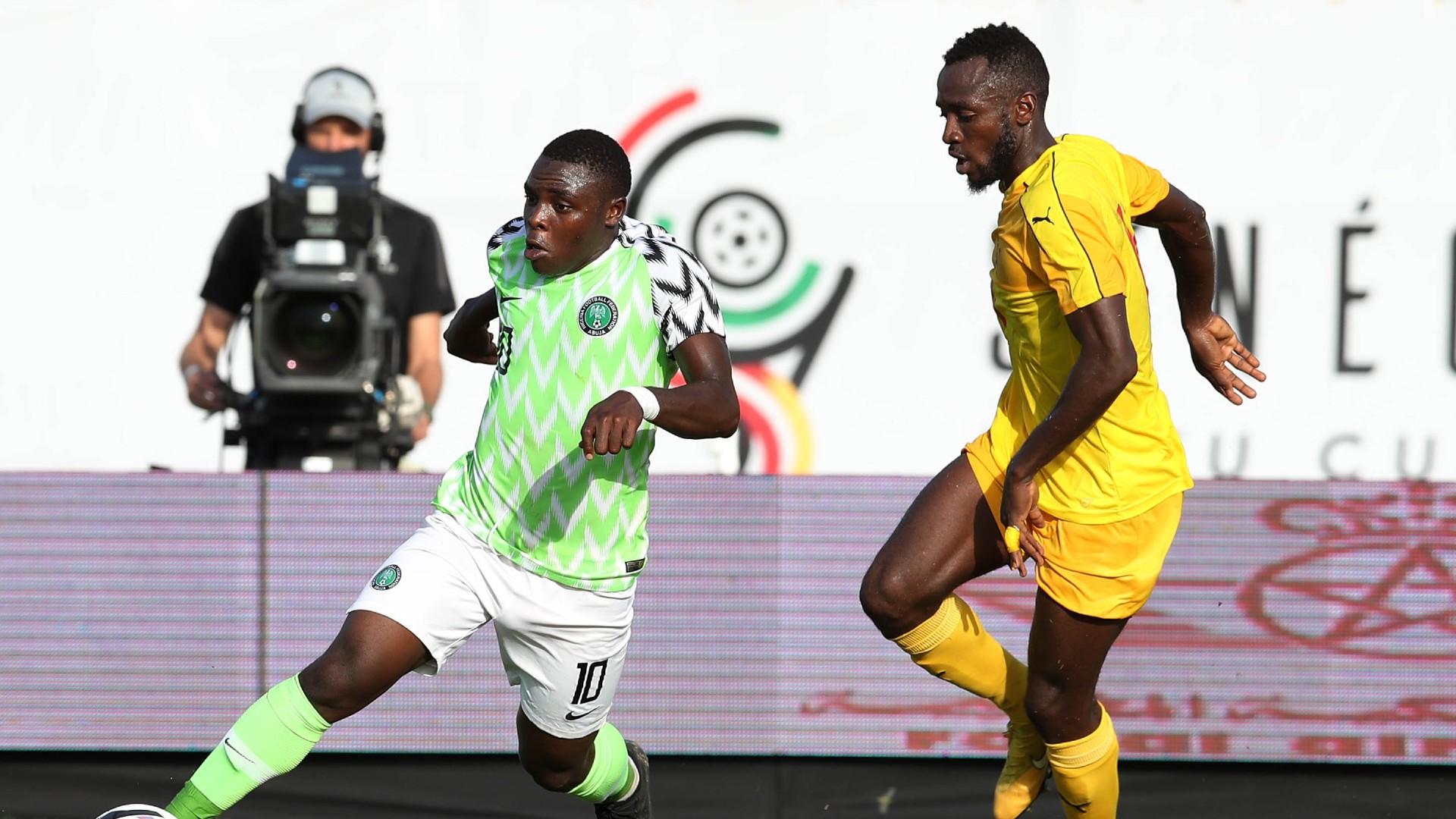 MLS star Ibrahim Sunusi invited to Nigeria squad for Mexico friendly
