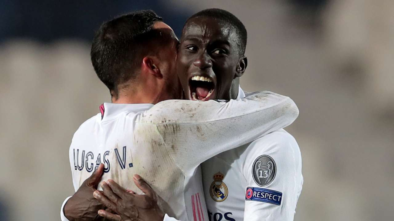 Ferland Mendy Real Madrid 2020-21