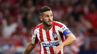 Koke Atletico Madrid 2019-20