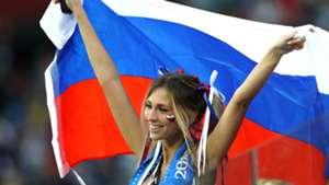美女サポワールドカップ_ロシアvsエジプト_ロシア2