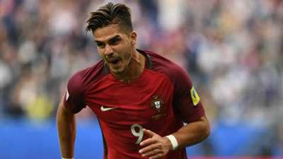 Andre Silva Portugal Confederations Cup