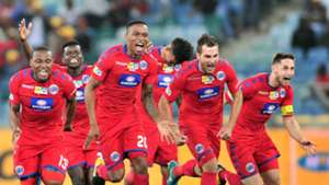 SuperSport United win penalty shoot