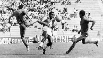 Teofilo Cubillas Peru Morocco World Cup 1974