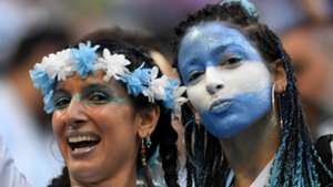 美女サポワールドカップ_ナイジェリアvsアルゼンチン_アルゼンチン1