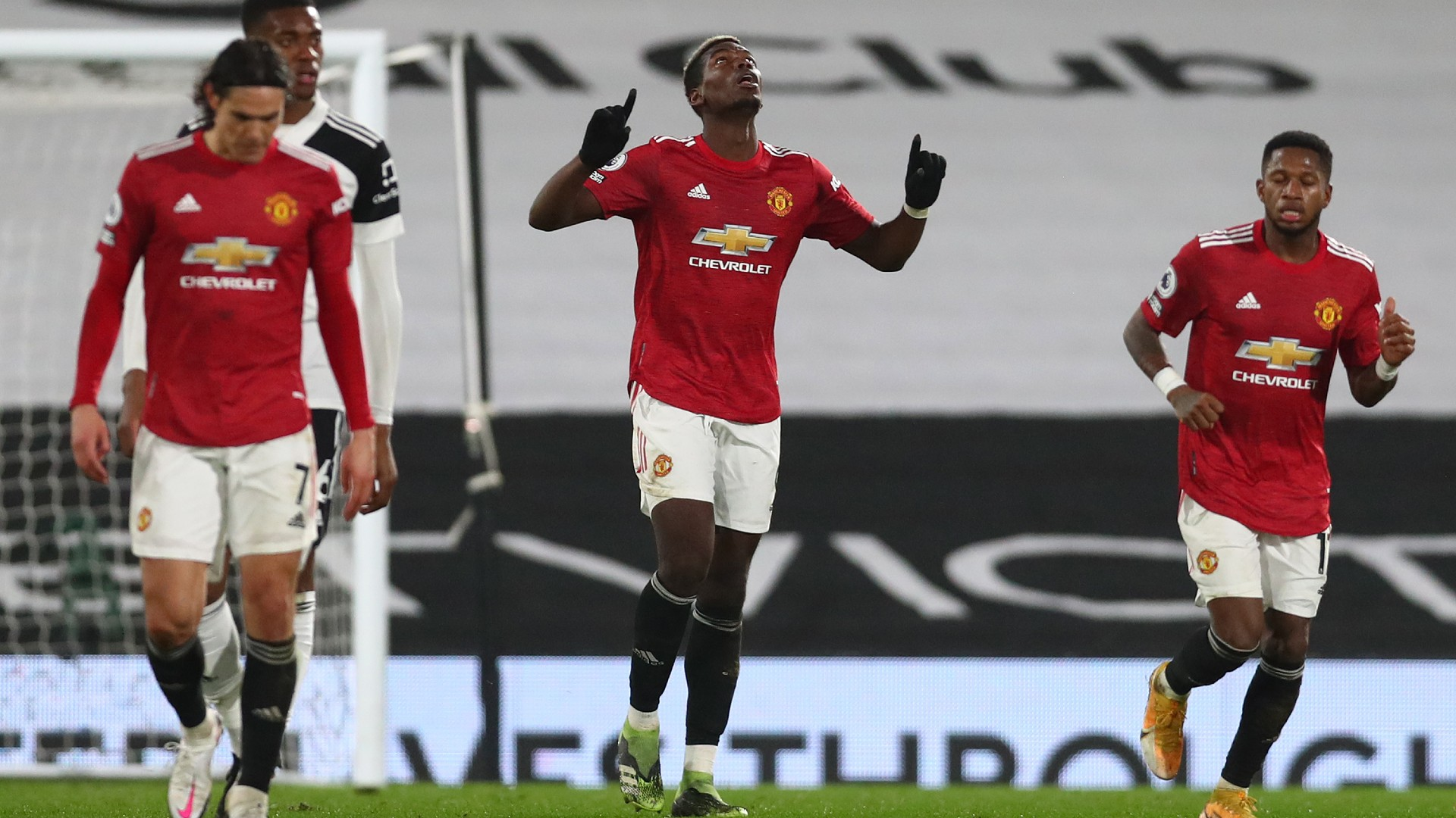 'Pogba can do everything' - Solskjaer salutes in-form Man Utd midfielder after Fulham winner