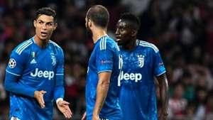 Cristiano Ronaldo Gonzalo Higuain Blaise Matuidi Atletico Madrid Juventus