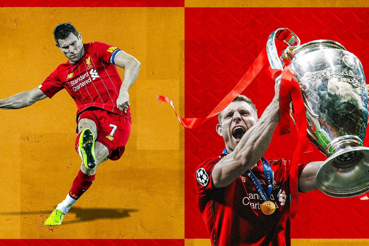 James Milner Liverpool GFX