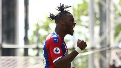Michy Batshuayi Crystal Palace Bournemouth
