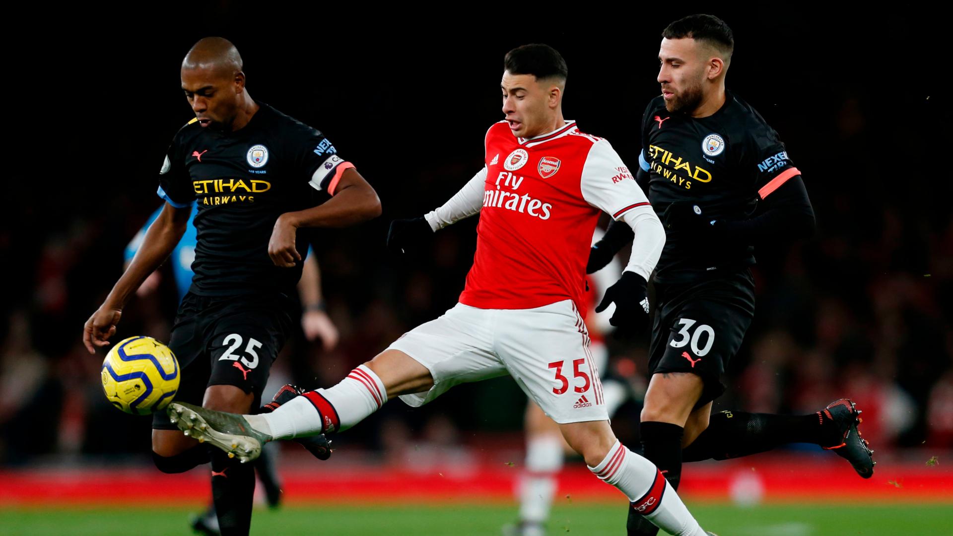 Resmi Partai Tunda Manchester City Vs Arsenal Digelar 12 Maret 2020 Goal Com