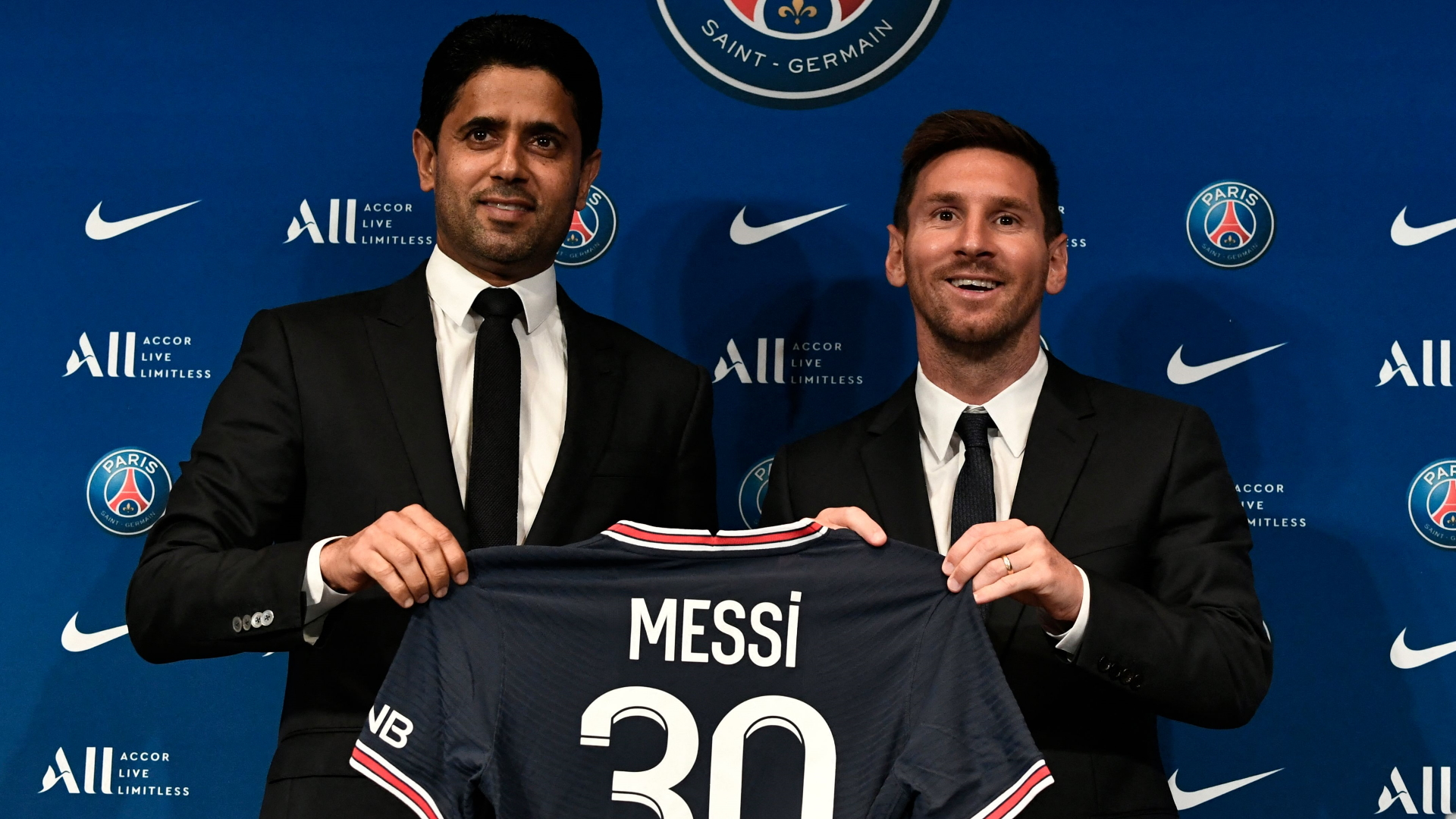 Messi signing does not break Financial Fair Play rules, insists PSG president Al-Khelaifi
