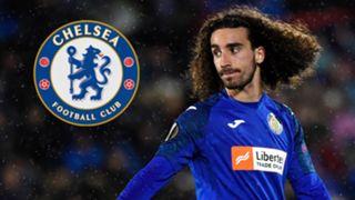 Marc Cucurella Getafe Chelsea