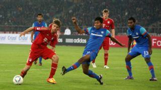 Thomas Muller, India vs Bayern Munich