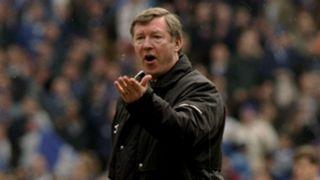 Sir Alex Ferguson Manchester United 1996