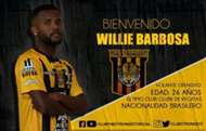 Willie Barbosa, The Strongest
