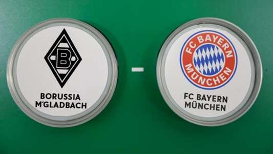 Wer zeigt / überträgt Borussia Mönchengladbach - FC Bayern München? So läuft der DFB-Pokal | Goal.com
