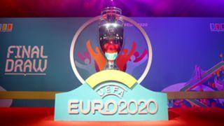 Euro 2020 trophy