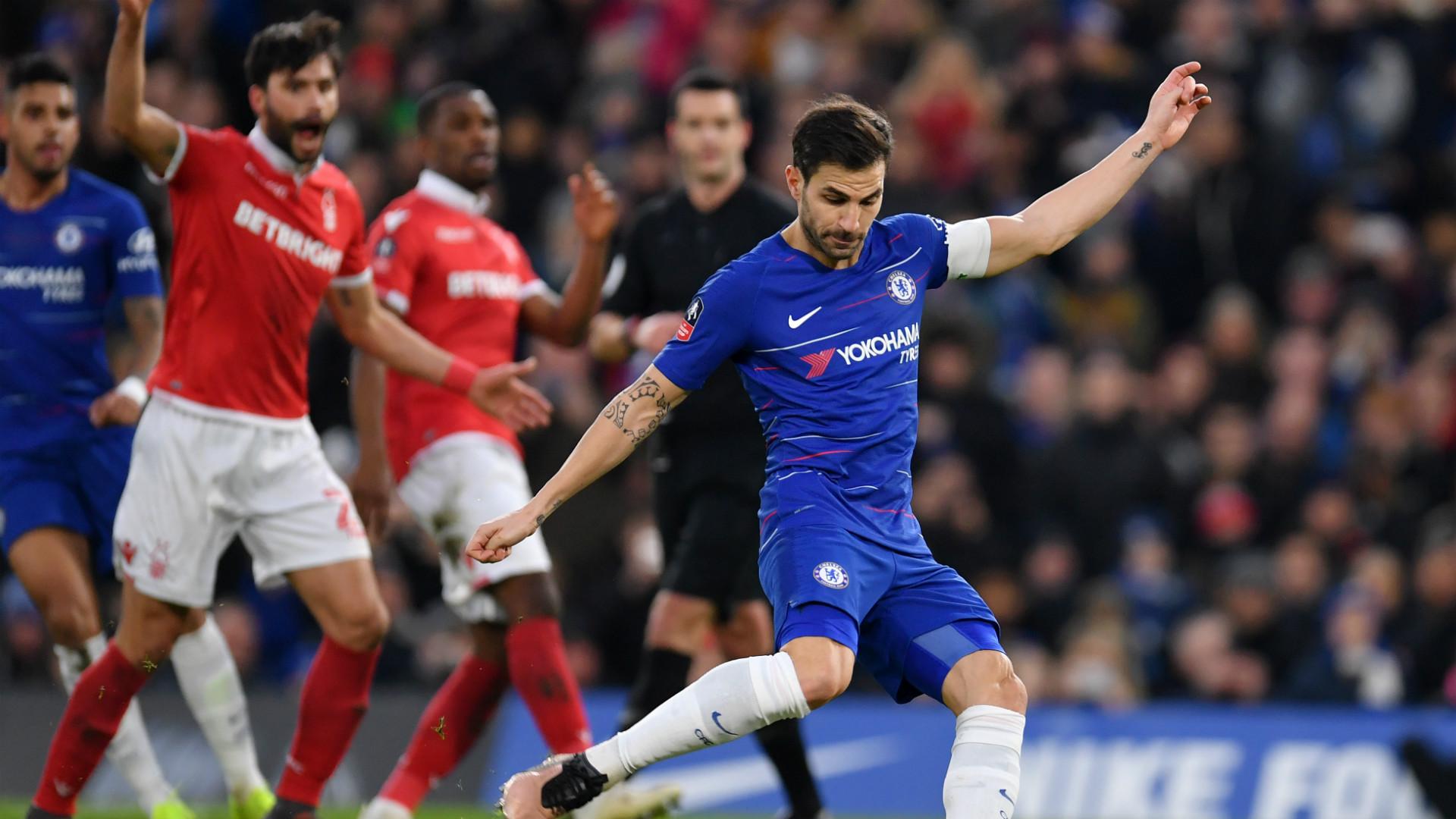 Fabregas explains why Arsenal return didn't happen when leaving Barcelona for Chelsea