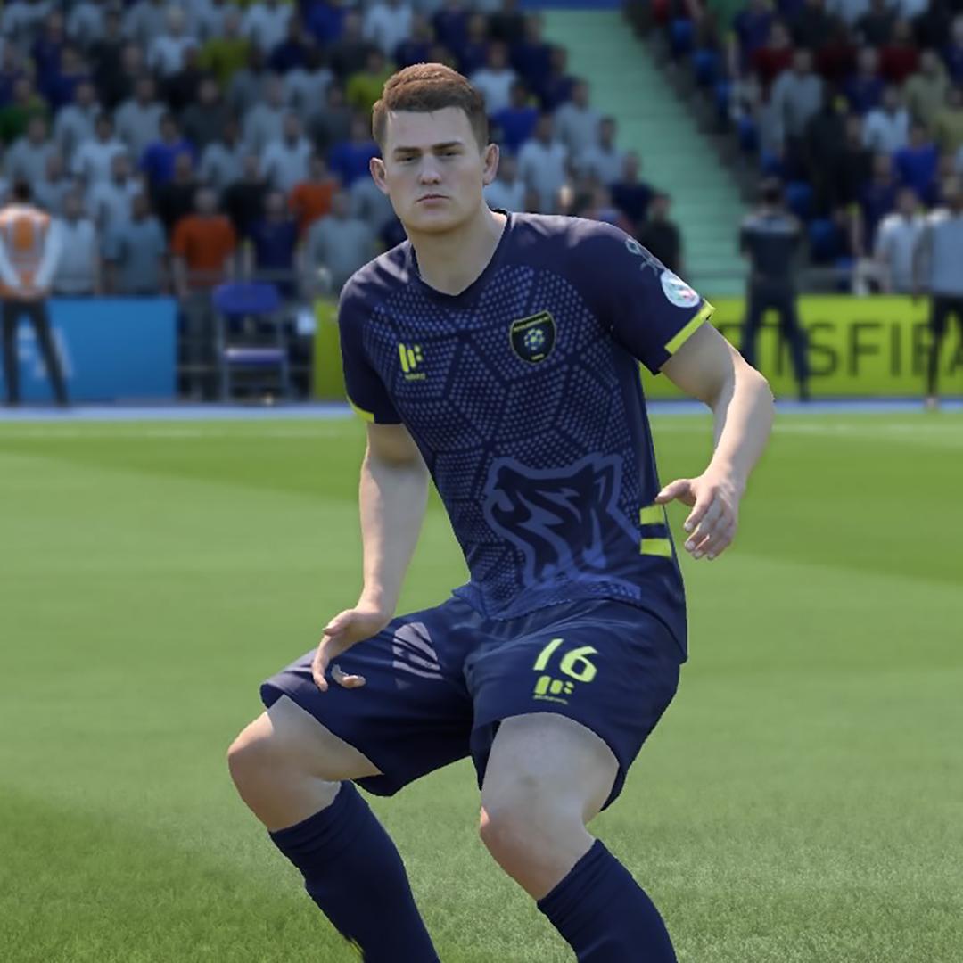 Al Taawoun FIFA 19 kit