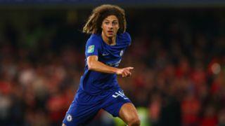 Ethan Ampadu Chelsea League Cup