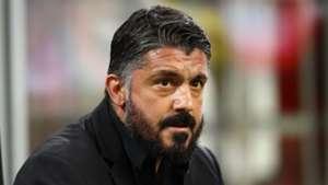 Gennaro Gattuso Milan Lazio Coppa Italia