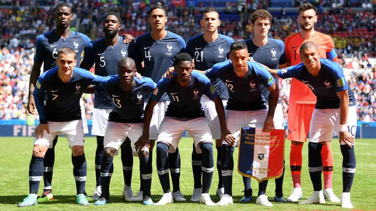 Kader Frankreich Wm 2021