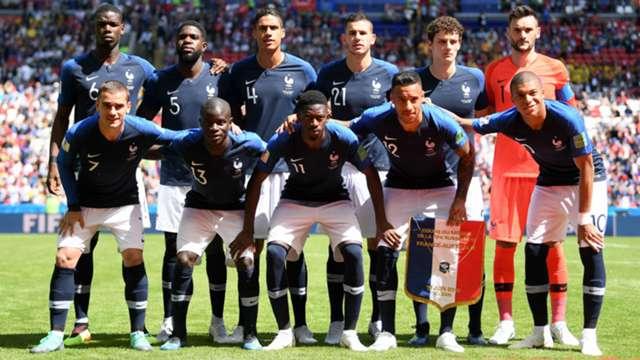 Frankreich Wm Kader Finale Ergebnisse Highlights Goal Com