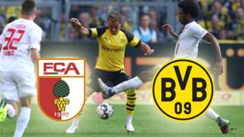 FC Augsburg Borussia Dortmund BVB TV LIVE STREAM Eurosport Bundesliga