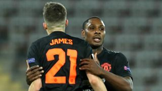 Daniel James Odion Ighalo Manchester United 2019-20