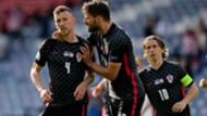 Ivan Perisic Croatia Czech Republic Euro 2020