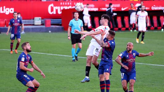 El resumen del Sevilla vs. Huesca de la LaLiga 2020-2021: vídeo, goles y estadísticas | Goal.com