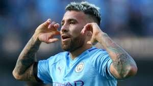 Nicholas Otamendi Manchester City 2019-20