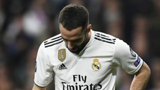 Dani Carvajal Real Madrid 2018-19