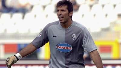 Buffon Juventus 2006-07