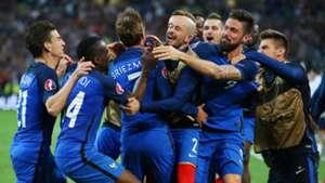 France Albania Euro 2016