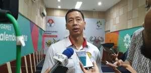 Richard Sam Bera - Ketua Umum BOPI