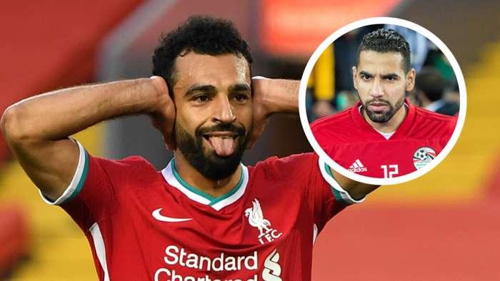 Mohamed Salah, Moamen Zakaria HP