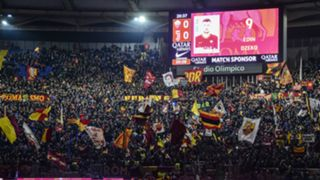 Roma home fans 2019-20