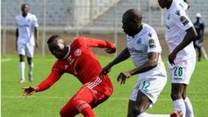 Joash Onyango of Gor Mahia FC v Nyasa Big Bullets FC.