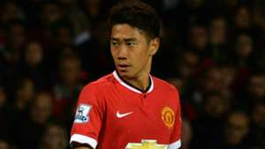 Shinji Kagawa Man Utd