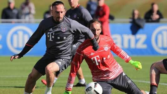 FC Bayern München, News und Gerüchte: Tom Starke spricht über kurioses Opfer für Franck Ribery, zwei Talente verlängern - alles zu den Bayern heute   Goal.com