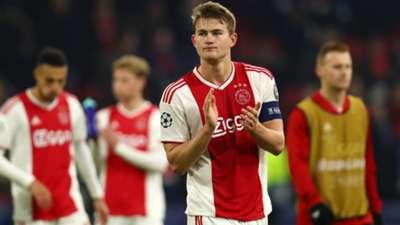 Matthijs de Ligt Ajax 13022019