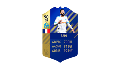 FIFA 18 Ligue 1 Team of the Season Rami