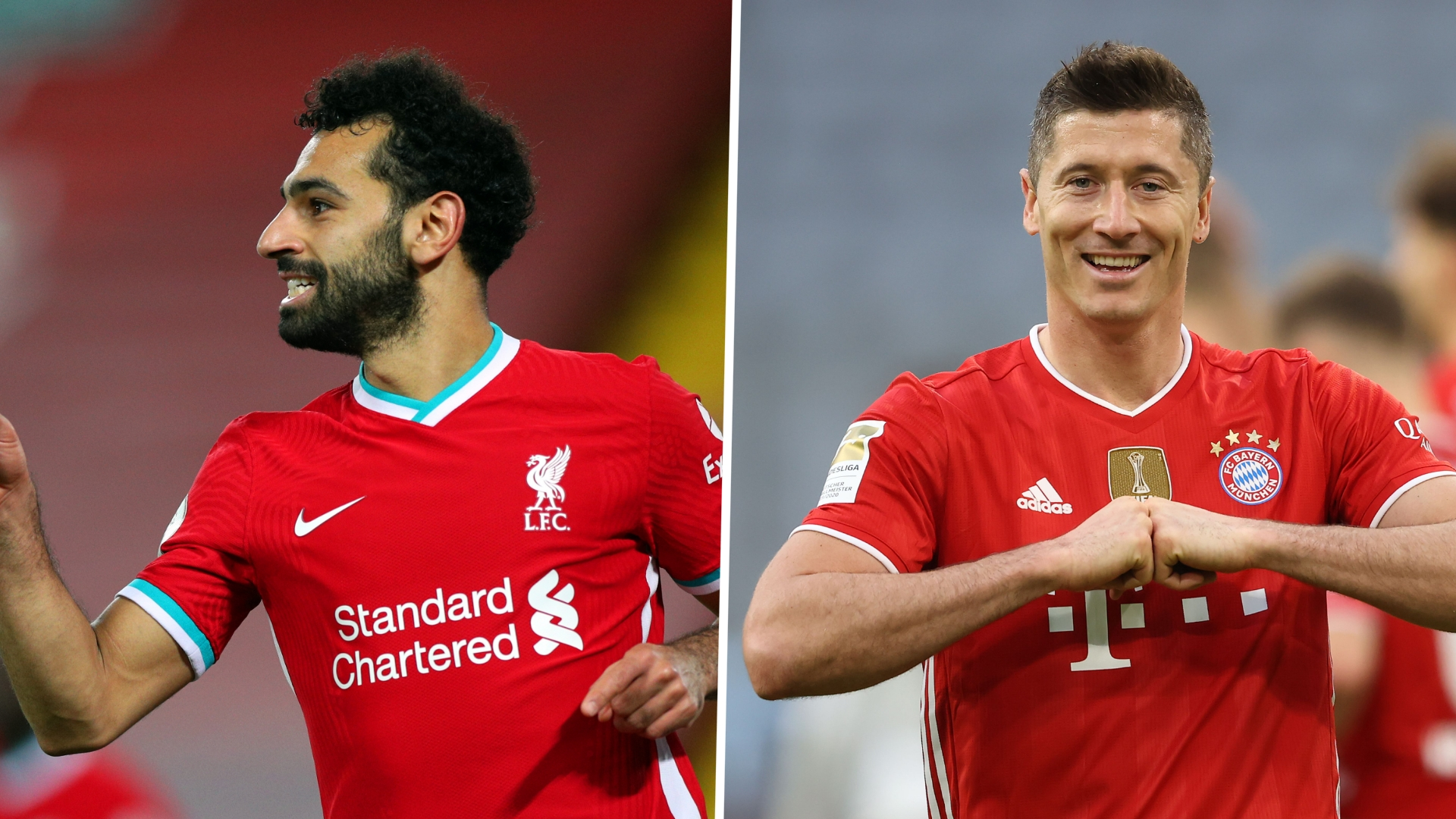 Klopp says Salah 'under-appreciated' as Liverpool boss compares Egyptian to Lewandowski