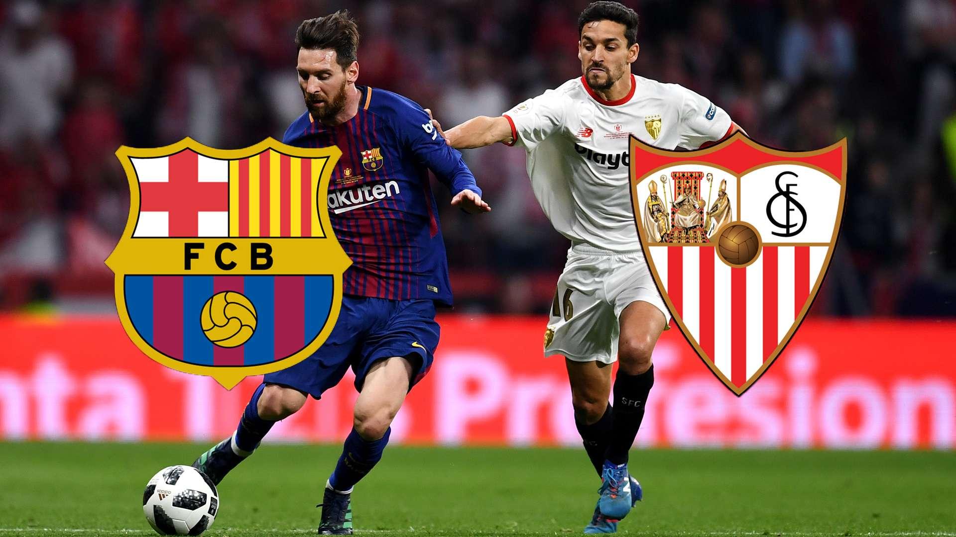 Scommesse Liga: quote e pronostico di Barcellona-Siviglia