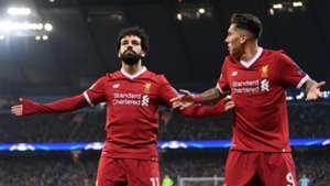 Mohamed Salah Roberto Firmino Liverpool City