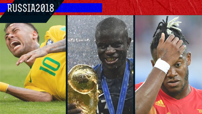 Cover Momen Lucu, Unik, & Aneh Piala Dunia 2018