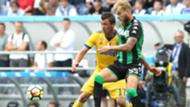 Mario Mandzukic Timo Letschert Sassuolo Juventus Serie A