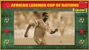 African Legends Cup of Nations: Roger Milla