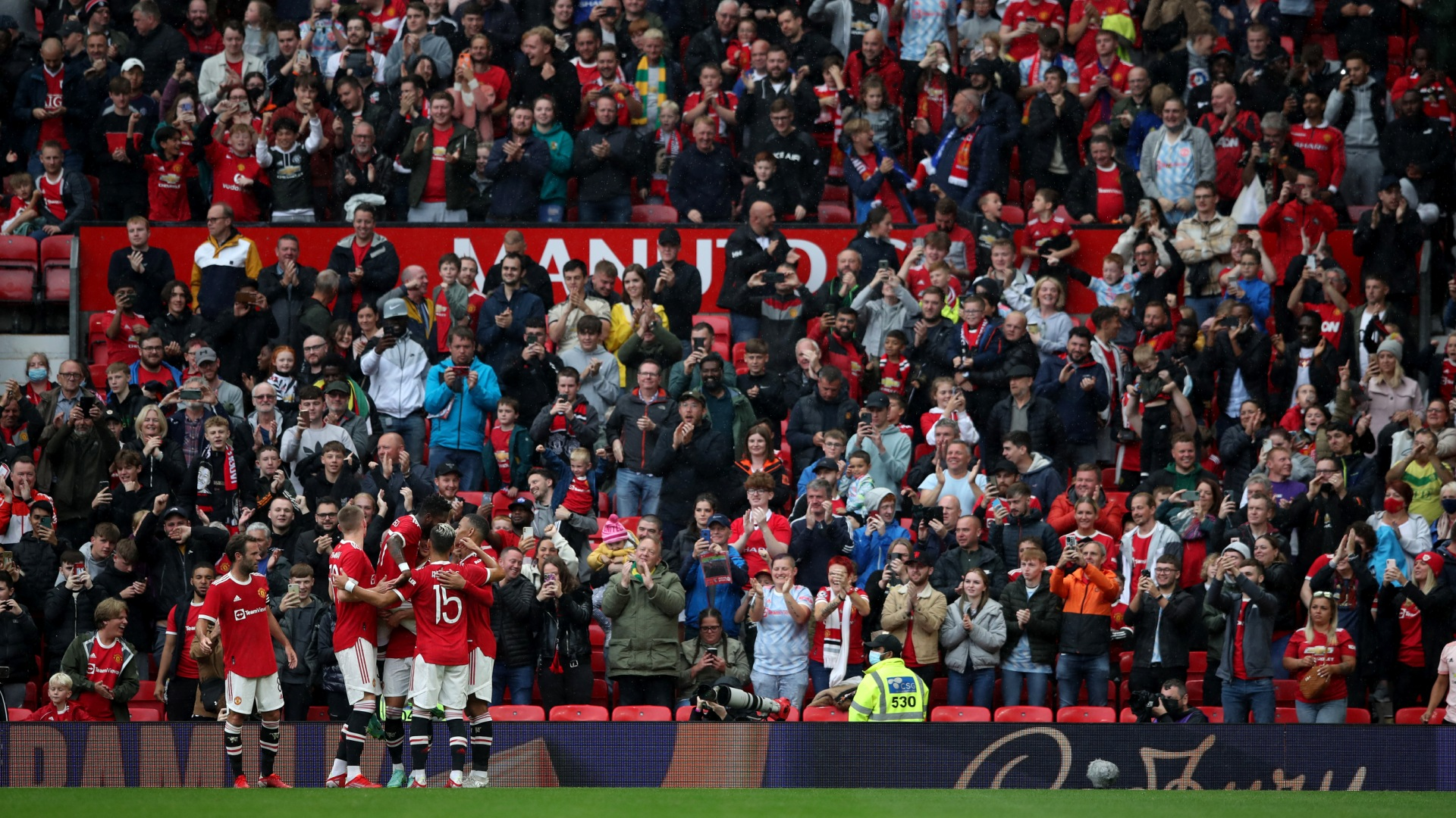 Watch Southampton v Manchester United with LIVENow