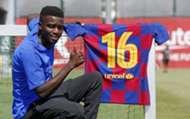 Moussa Wague Barcelona